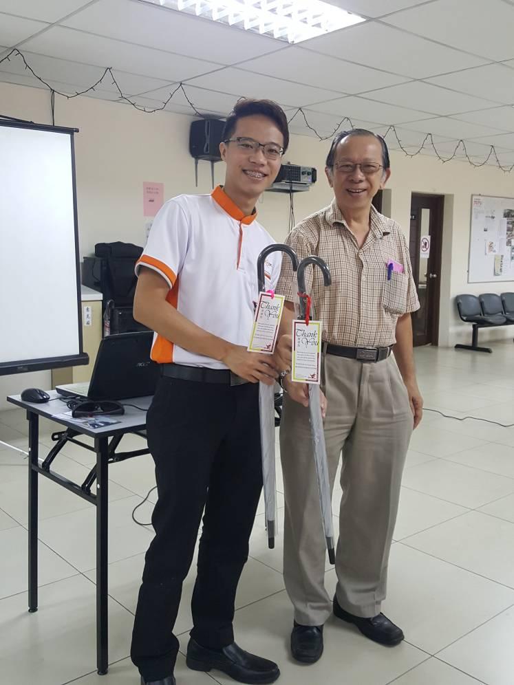 Health Screening & Talk - Mar 2017