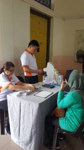 CSR @ SK Methodist (ACS) Melaka - May 2018