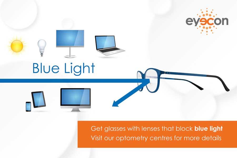 Blue Light Filter Lens