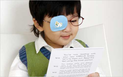 Children Eye Care