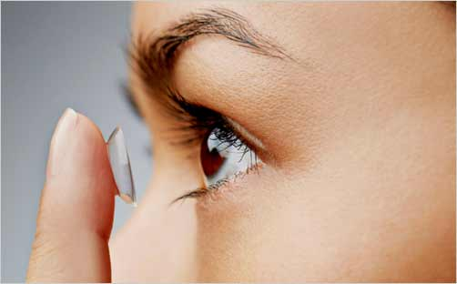Contact Lens Consultation