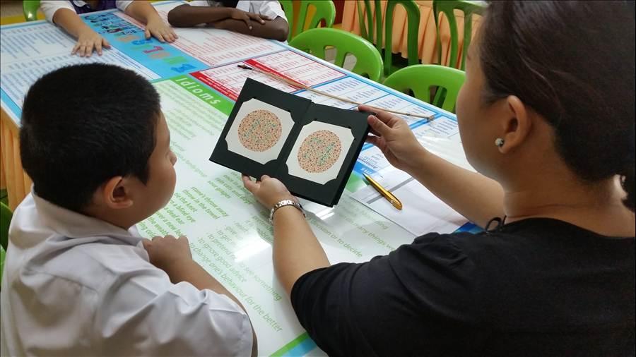 Eyecon CSR - St. Francis School Melaka (2015-11)