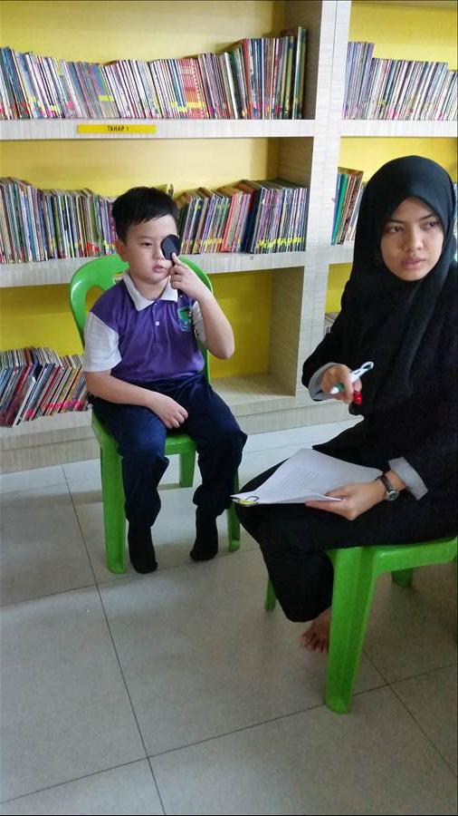 CSR @ St. Francis School Melaka - Nov 2015