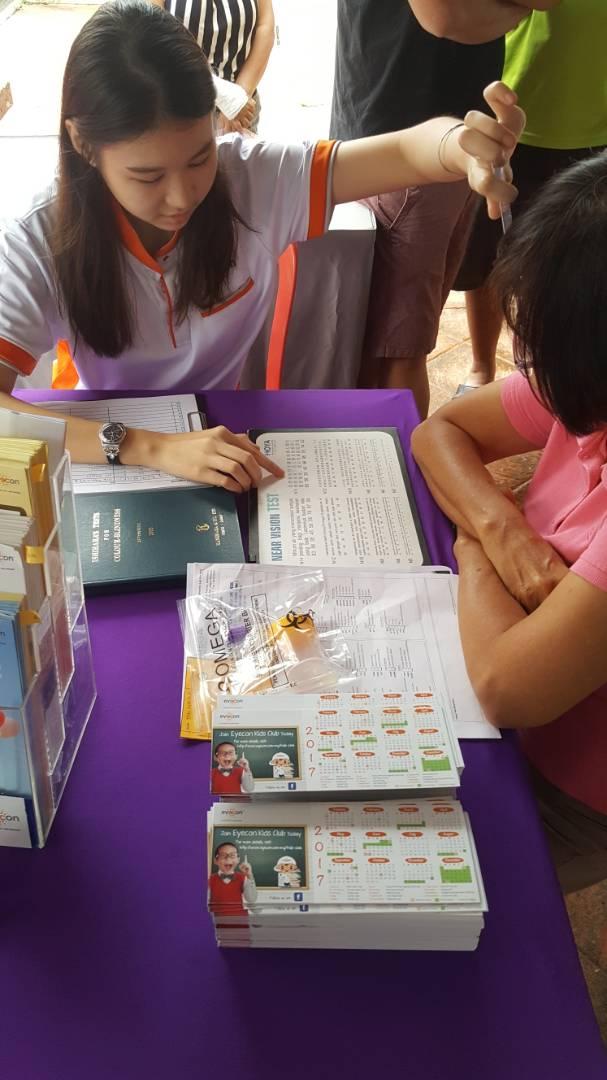 CSR @ Klinik One Medic - July 2017