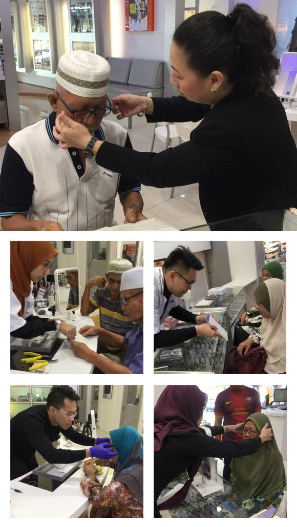 CSR @ Merkeda & Malaysia Day - Aug 2019