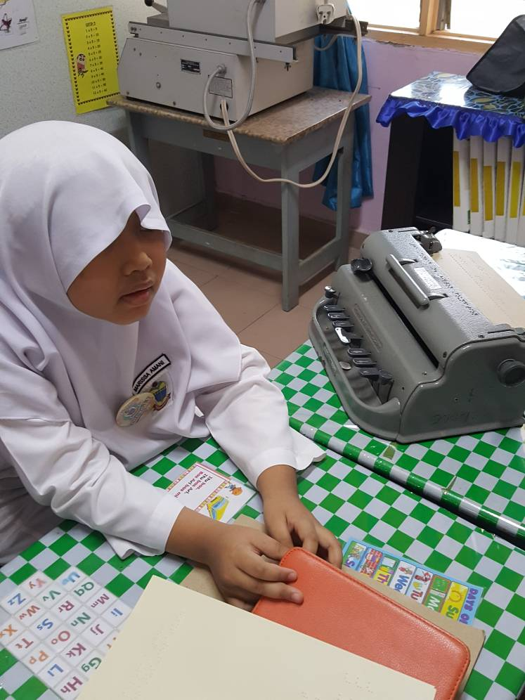 CSR @ SK Ayer Keroh - Apr 2017